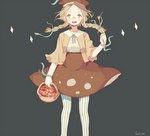 Mushroom dress!!!