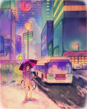 Moon city [CM]