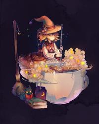 Tea Witch!!