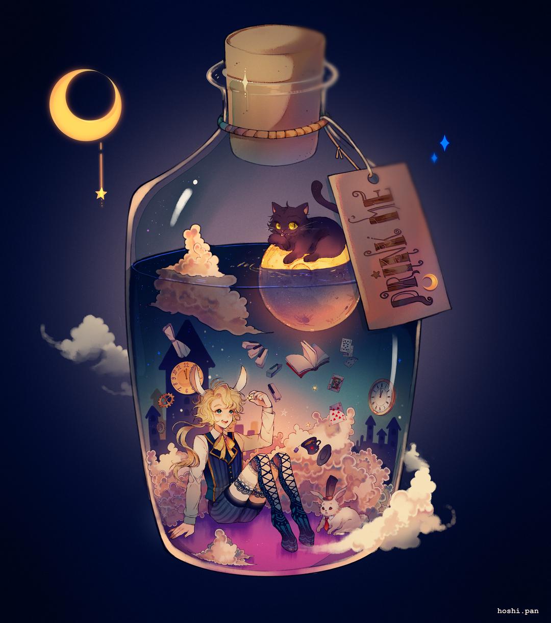 [CM] Drink Me