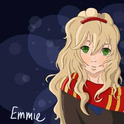 Emmie by xMysteryWriter