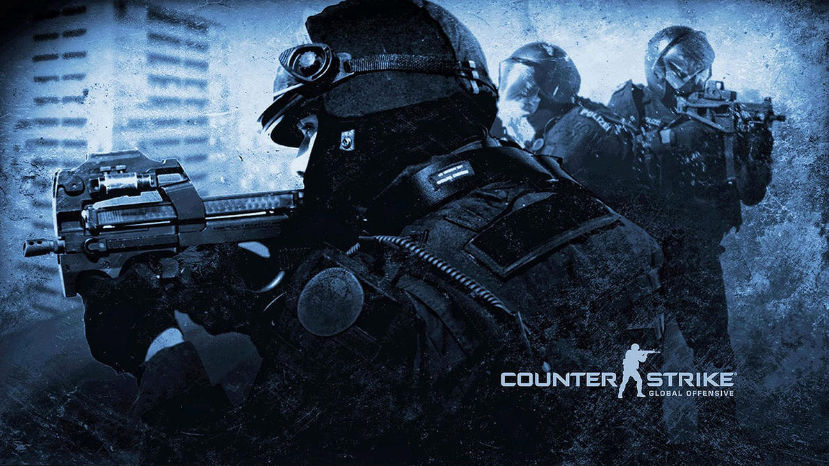 Counter-Strike Global Offensive Wallpaper by xKirbz