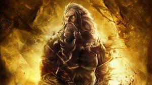 God of War: Ascension Zeus Wallpaper