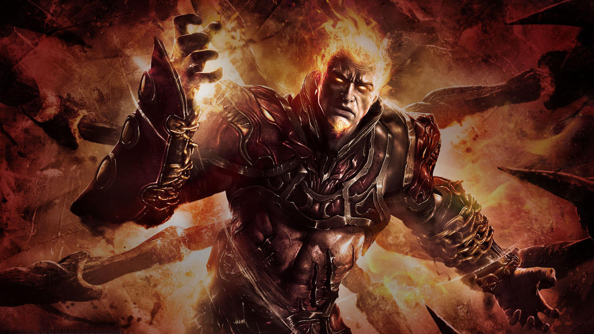 God of war ascension ares 2 0 wallpaper by xkirbz on deviantart - Ares god of war wallpaper ...