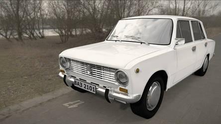 Car VAZ 2101 Kopeyka