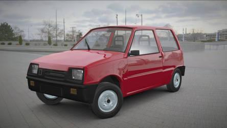 Car VAZ 2111 Oka