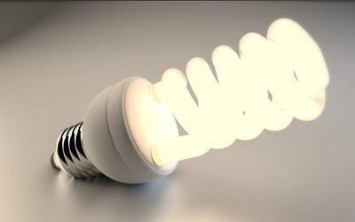 Energy saver light bulb