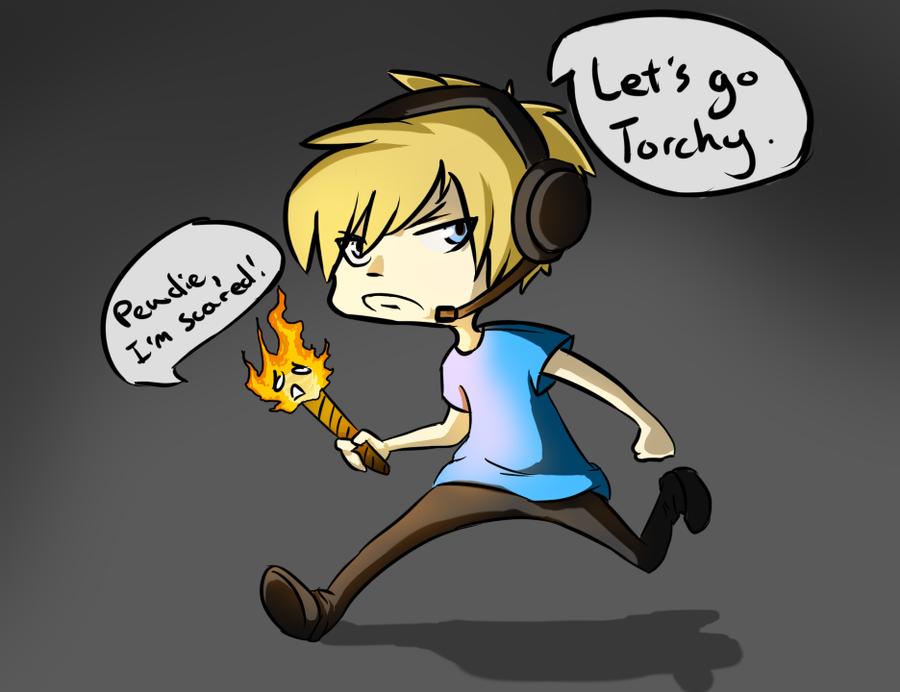 Torchy by riolu-mewfan