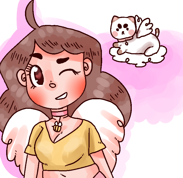 Bee and Puppycat Collab w/ GummieWummie by ThyDemonicKitty