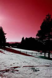. Crimson Sky . by WinGzx18