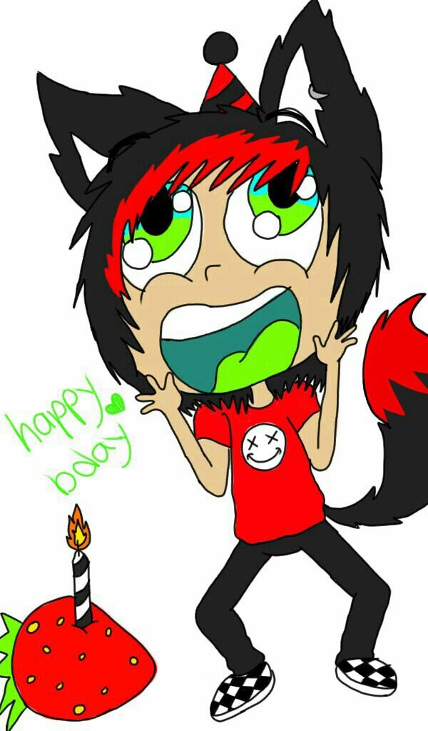 happy birthday  .:3 by Miss-Catstacks