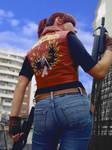 Claire Redfield - Let me Live EDIT