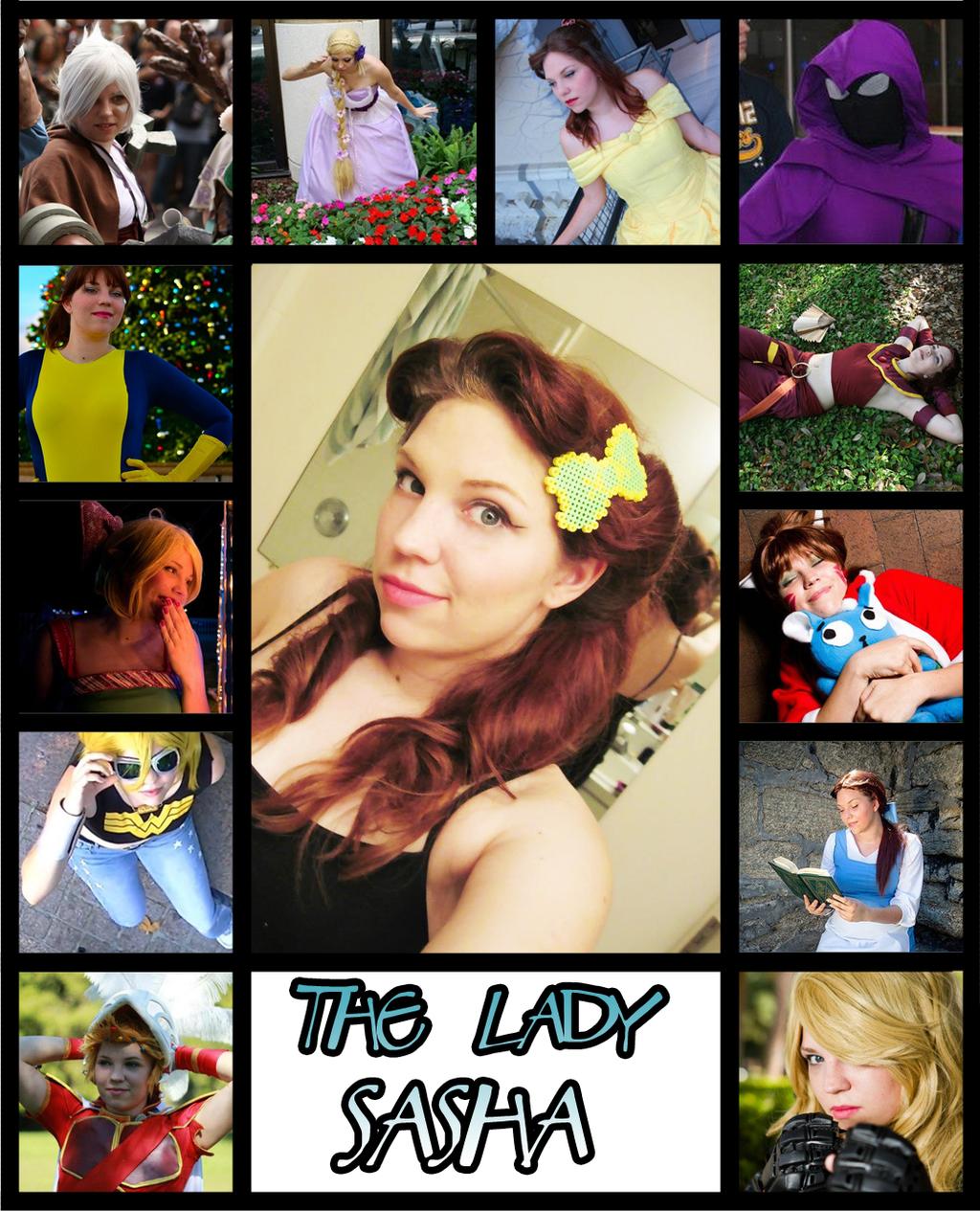 TheLadySasha's Profile Picture