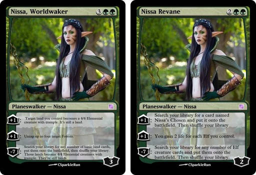 Nissa Planeswalker