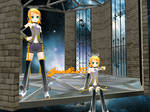 :MMD: Append Rin XS