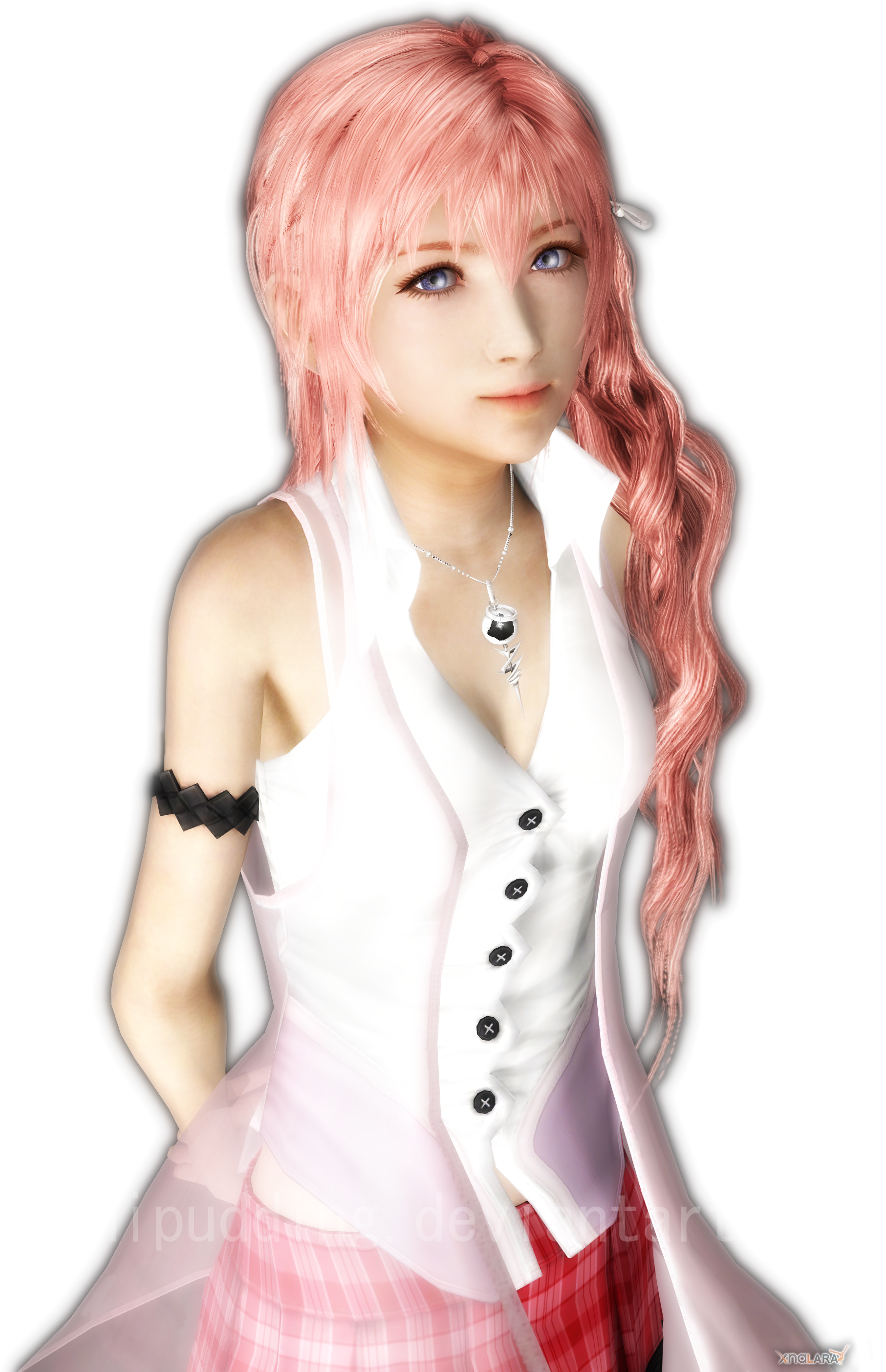 :: XNALara :: Serah by PuniPudding