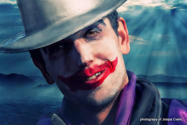 Carnival Joker by malomorgen