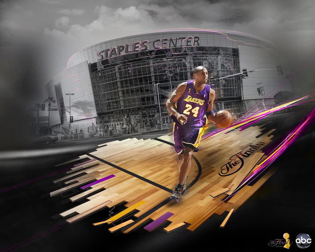 Kobe Bryant by adomas by loadinHQ