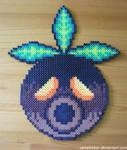 Deku Mask - Perler Beads