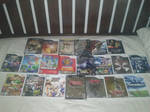 My Collection of Wii and Gamecube Games