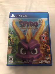 Spyro Reignited Trilogy - Spyro Reborn by DestinyDecade