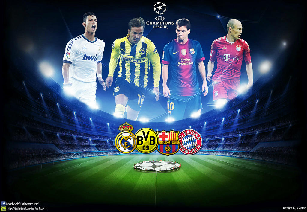 Champions: Gallery Uefa Champions League
