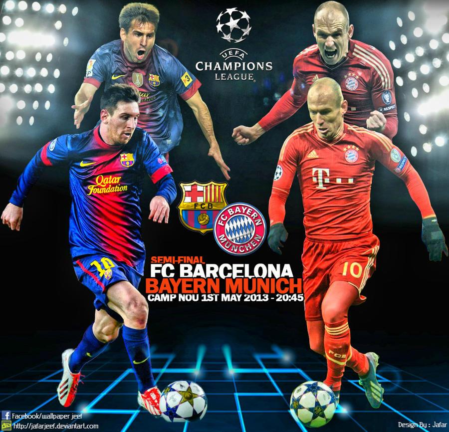 fc bayern vs fc barcelona