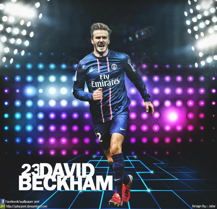 David beckham wallpapers by jafarjeef on deviantart - Manchester united david beckham wallpaper ...