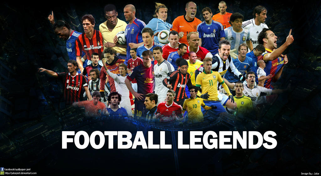 fotball legends