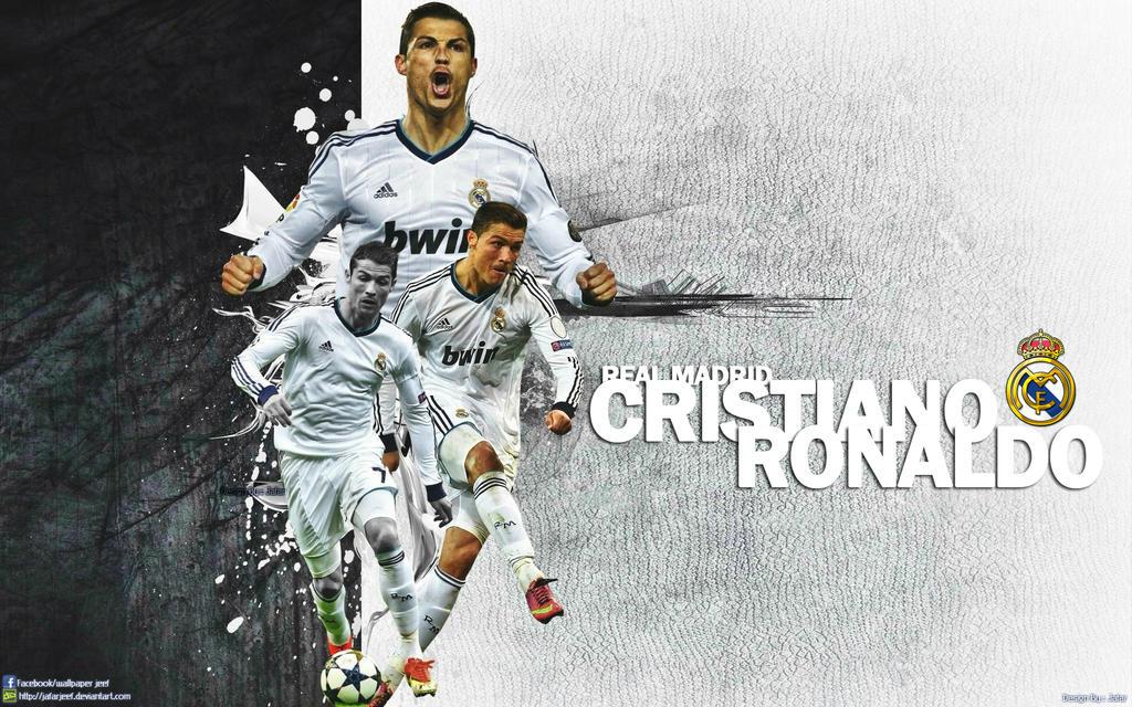 Cristiano Ronaldo Wallpaper by jafarjeefCristiano Ronaldo Bicycle Kick Wallpaper