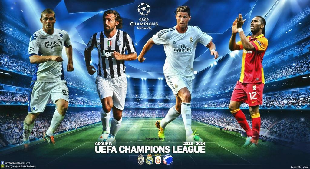 Uefa champions league 2013 2014 group b by jafarjeef on deviantart uefa champions league 2013 2014 group b by jafarjeef voltagebd Images