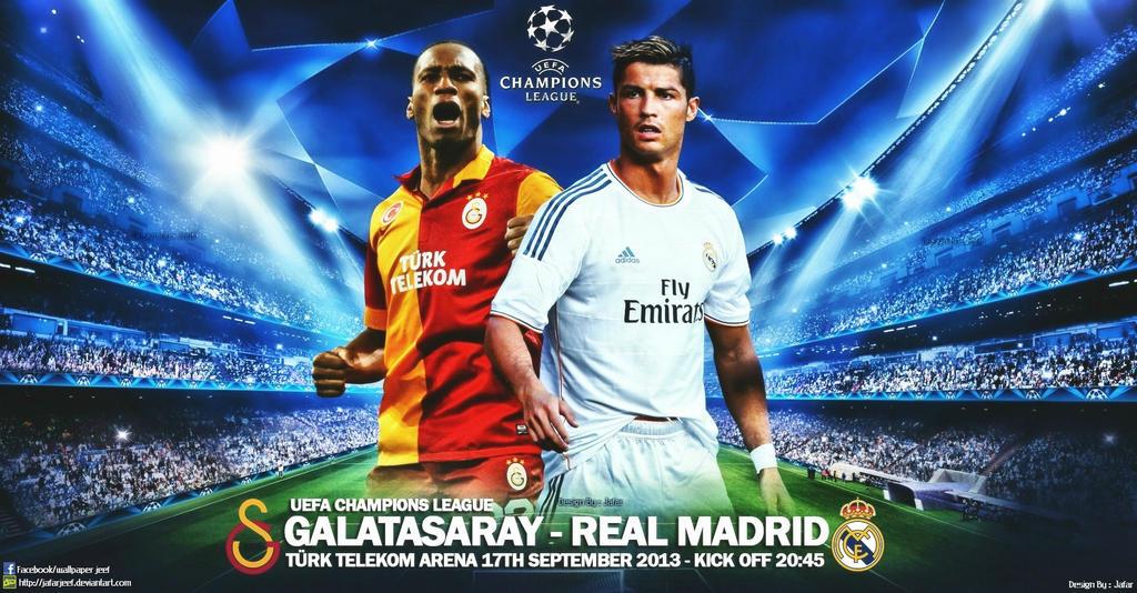 Real Madrid Champions League By Jafarjeef On