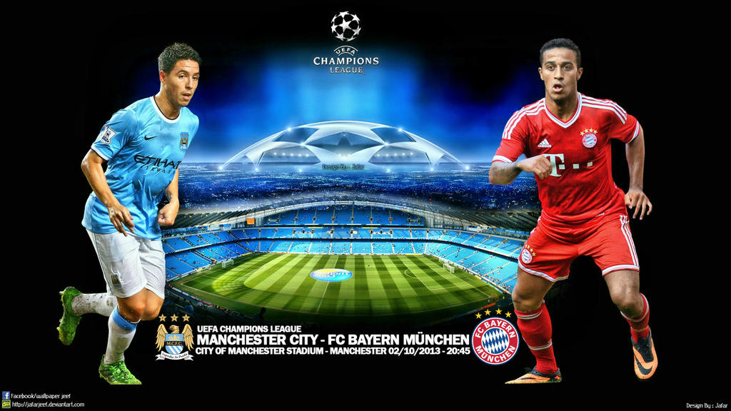 bayern man city