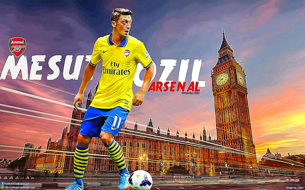 Mesut Ozil Arsenal Wallpapers By Jafarjeef On DeviantArt