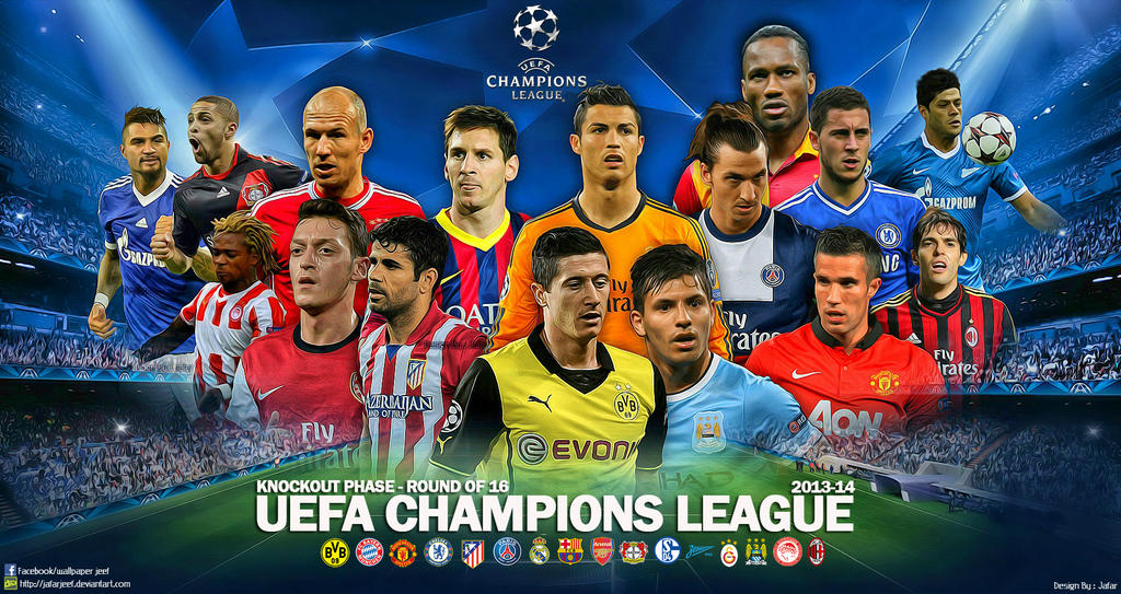 champions league ko phase