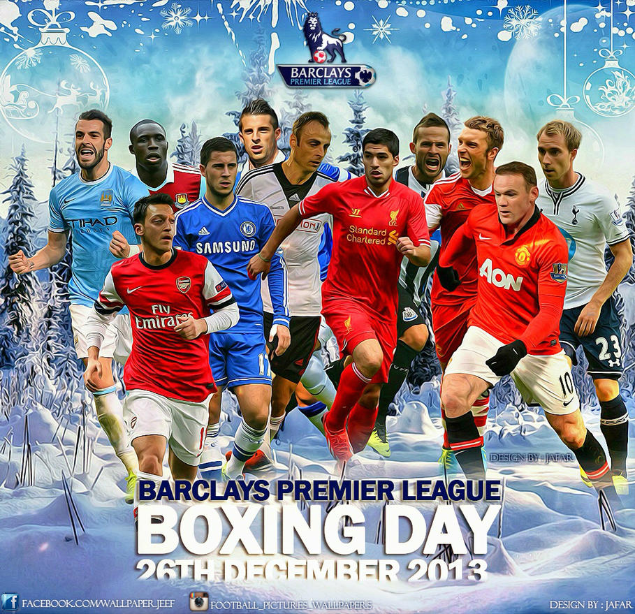 boxing day in premier league