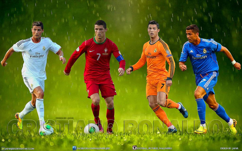 Cristiano Ronaldo Wallpaper 2014 By Jafarjeef On Deviantart