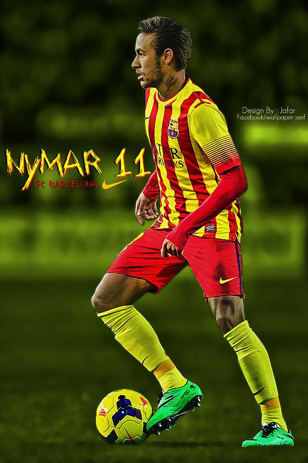 Neymar Barcelona FC High Resolution Wallpapers - http://wallucky ...