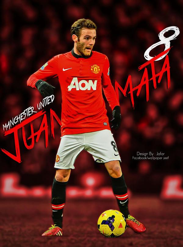 Barclays Membership Number >> Juan Mata Manchester United by jafarjeef on deviantART