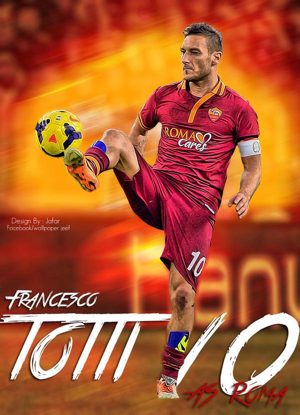 Francesco totti 2018 wallpaper