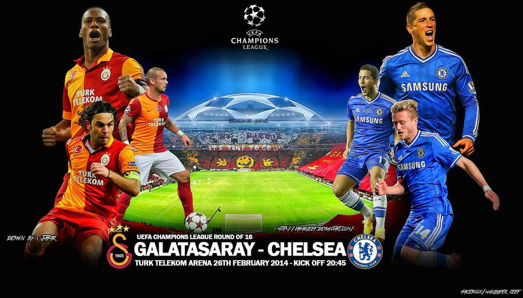 Galatasaray vs Chelsea