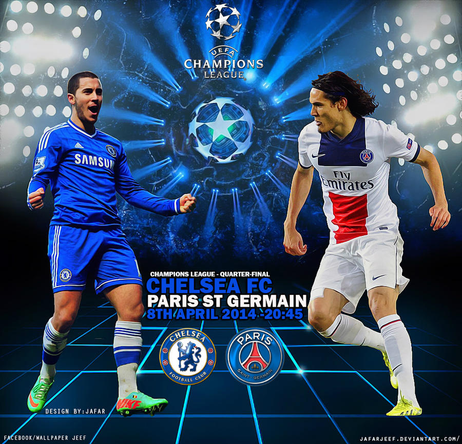 Photos Chelsea Vs Paris Saint Germain: Paris Saint Germain 2014 By Jafarjeef On DeviantArt