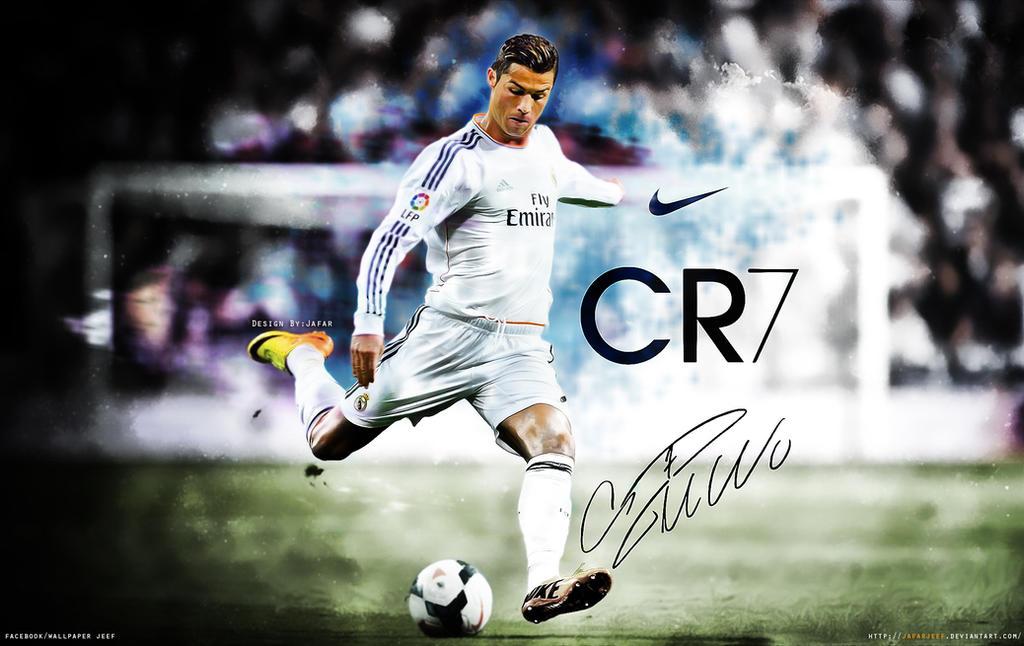 Cristiano Ronaldo Real Madrid Wallpaper 2014 by jafarjeef on ...
