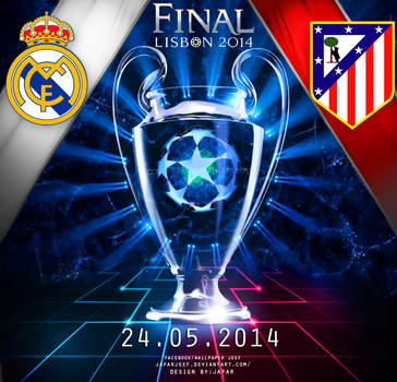 Uefa Champions League Final 2014 by jafarjeef