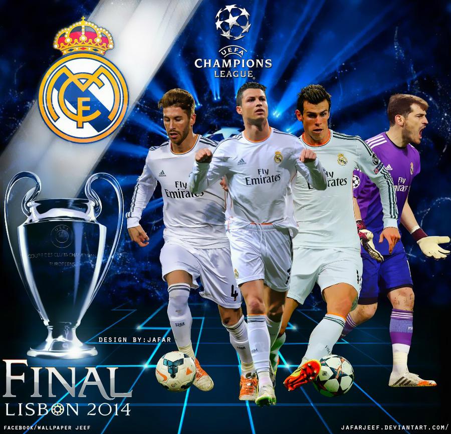 Las imágenes del Real Madrid Campeón Champions 2014 - LIGA