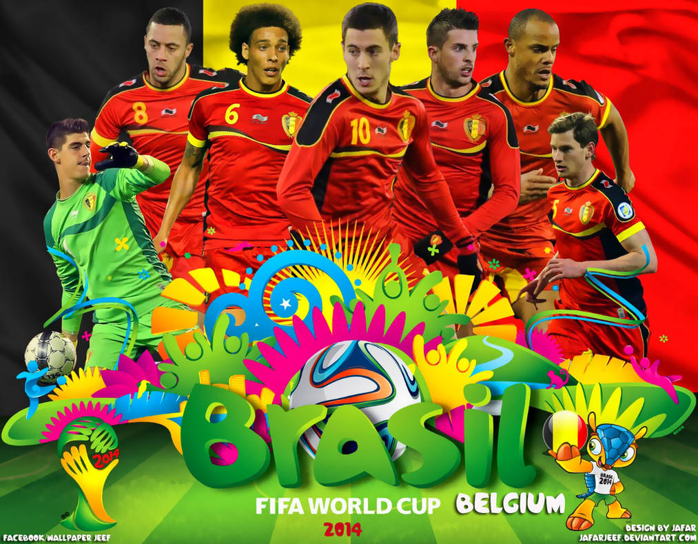 5bd60ea3c Belgium World Cup 2014 Wallpaper by jafarjeef on DeviantArt