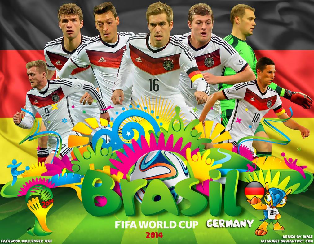germany world cup 2014 wallpaper by jafarjeef on deviantart