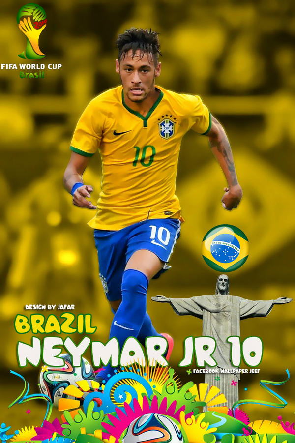 brazil neymar wallpaper 2014 - photo #22