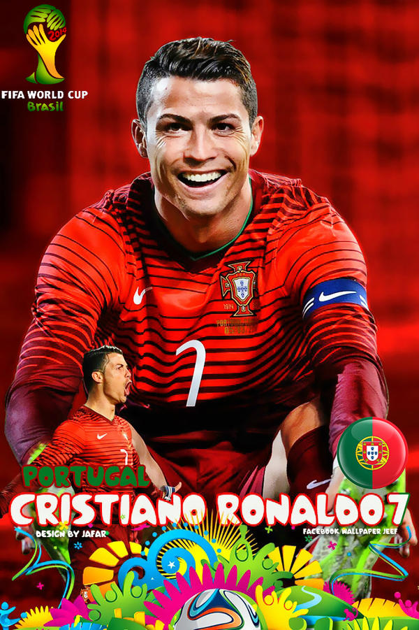 Cristiano ronaldo portugal wallpaper by jafarjeef on - C ronaldo wallpaper portugal ...