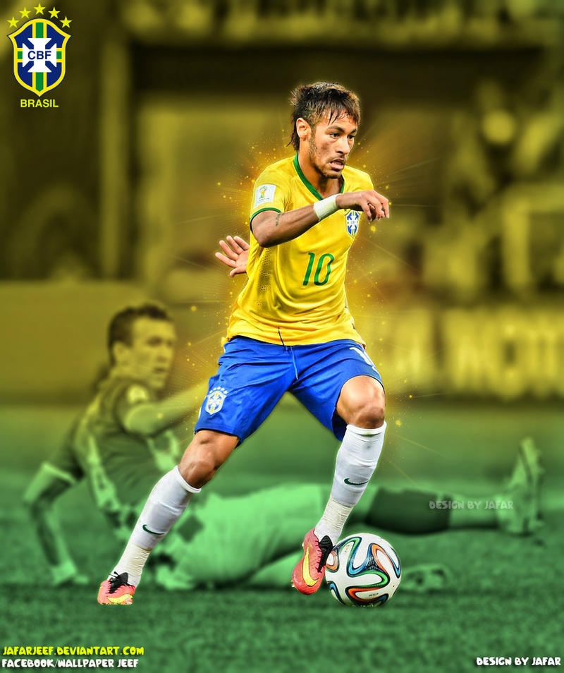 brazil neymar wallpaper 2014 - photo #16